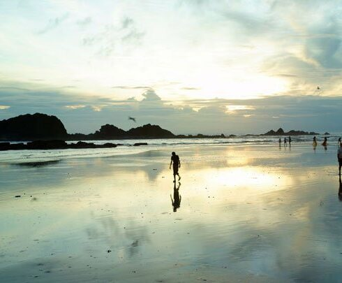 muzhappilangad beach one of famous beach attraction kerala The Indian Journeys 4