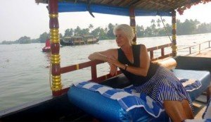 """""""Thank you very much for your courtesy and care on my February 2015 trip to Kerala and Tamil Nadu."""